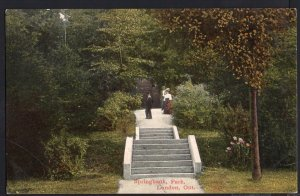 Ontario ~ Springbank Park LONDON pm1908 - Divided Back Vintage