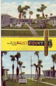 SHELBY'S COURT, Right on the Gulf PANAMA CITY, FLORIDA. Shelby Boutwell, Owner
