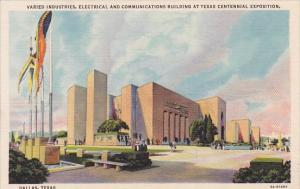 Texas Dallas Varied Industries Electrical And Communuications Building At Tex...