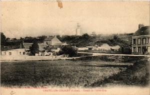 CPA CHATILLON-COLIGNY Coteau de l'Abbé Gris (607472)