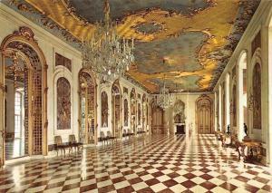 Potsdam Sanssouci, Neues Palais, Marmorgalerie, The New Palace Marble-Hall