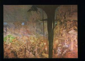 208451 Alfons Mucha Zrinski defending Sziget against Turks