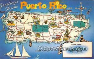 Postcard Post Card Puerto Rico
