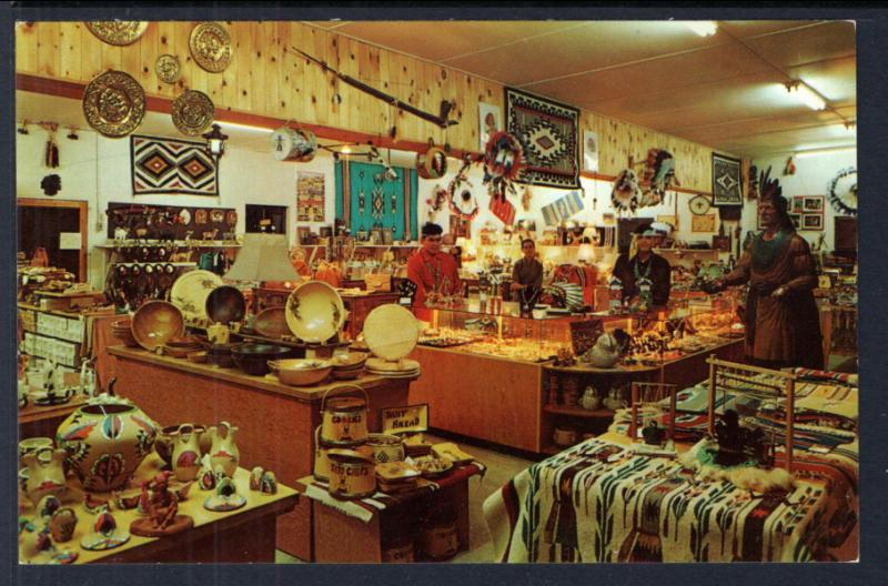 Tepee Trading Post,Lake George,NY,Gift Shop
