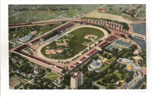 TAMPA, Florida; Aerial View, Fair Grounds, 30-40s
