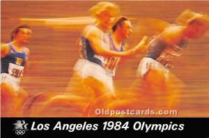 Track and Field, 1984 Los Angeles Olympics Los Angeles, California, CA, USA U...