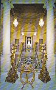 Washington DC Grand Staircase International Eastern Star Temple