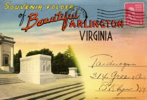 Folder -   Virginia, Arlington   27 views + narrative