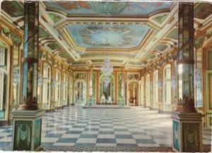 Portugal Palacio Nacional De Quelez The Embassador's Hall
