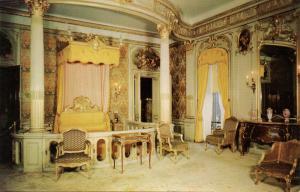 NY - Hyde Park. Vanderbilt Mansion National Historic Site, Interior