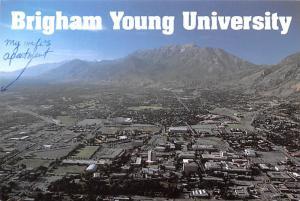 Brigham Young Unviersity - Provo, Utah