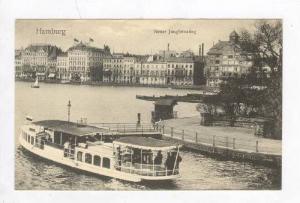 Hamburg, Germany, Steamship, 00-10s   Neuer Jungfernstieg
