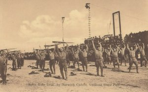 Vermont State Fair , 1900-10s ; Buttes Rifle Drill