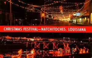 LA - Natchitoches. Christmas Festival