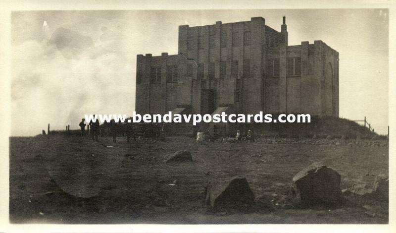 iceland, REYKJAVIK, Museum (1930s) Real Photo