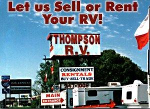 Texas Houston Thompson R V Sales