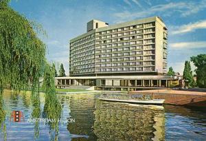 Holland - Amsterdam, Hilton Hotel