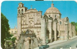 Mexico, Iglesia de San Francisco, Cuernavaca, Mor, 1950s