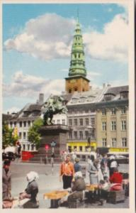 Denmark Copenhagen Hojbro Plads Hojbro Square
