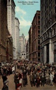 New York City Broad Street Curb Market