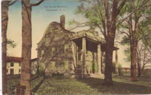 Rhode Island Pawtucket The Old Stone Mansion