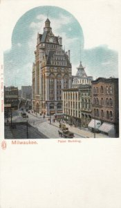 MILWAUKEE , Wisconsin, PMC 1898 ; Pabst Building
