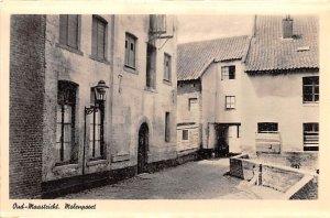 Molenpoort Maastricht Holland Unused
