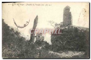 Postcard Old N D of Chapelle Angels Paradise