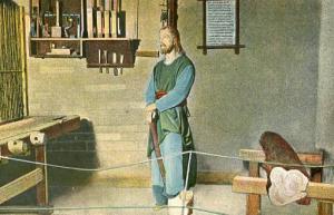 Jesus in Joseph's Workshop