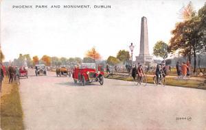 Dublin Ireland Phoenix Park and Monument Dublin Phoenix Park and Monument