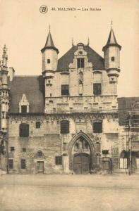 Belgium Malines Les Halles 02.76