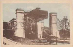 Liftlock front, Peterborough , Ontario, Canada , 30-40s
