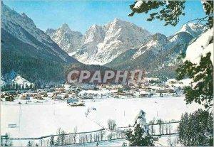 Postcard Modern Kranjska Gora