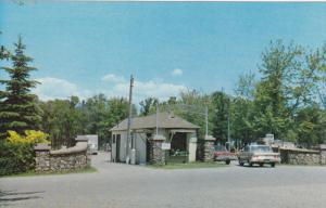Entrance to Innisfel Park, LAKE SIMCOE, Ontario, Canada, 40-60´s