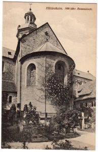 Hildesheim, 1000 jdhr. Rosenstock
