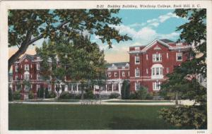 Roddey Building , Winthrop College , ROCK HILL , South Carolina , 30-40s