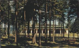 Le Chalet du Parc de la Place D'Armes, Chicoutimi, Quebec,  Canada, PU-1960