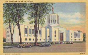 State Capitol, Salem, Oregon, 1930-1940s