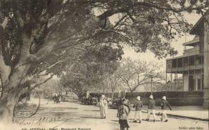 CPA Sénégal - Fortier 403 - Dakar - Boulevard National (84703)