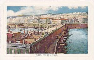 Vue De La Ville, Alger, Algeria, Africa, 1900-1910s