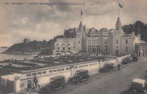 DINARD, France,1910-1920s, Casino Balneum