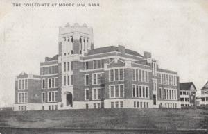 MOOSE JAW , Saskatchewan , Canada , 00-10s ; Collegiate