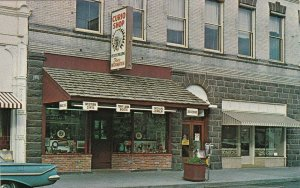 Oregon Pendleton Curio Shop Home Of Willingham Manufacturing Company sk6343