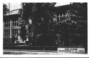 Ohio Washington High School Dexter Press