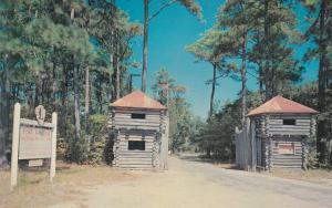MANTEO , North Carolina , 40-50s; Fort Raleigh, National History Site