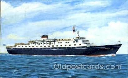 MS. Stella Maris II 1969