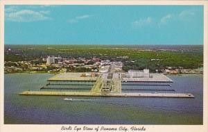 Florida Panama City Bird's Eye View Of Panama City