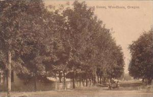 Oregon Woodburn Second Street