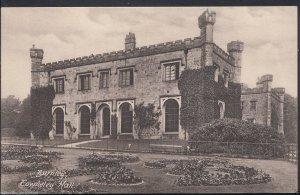 Lancashire Postcard - Burnley - Towneley Hall    B648