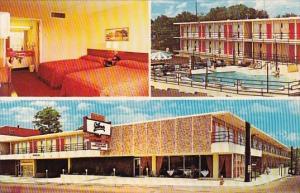 Mississippi Columbus Gilmer Motor Inn With Pool
